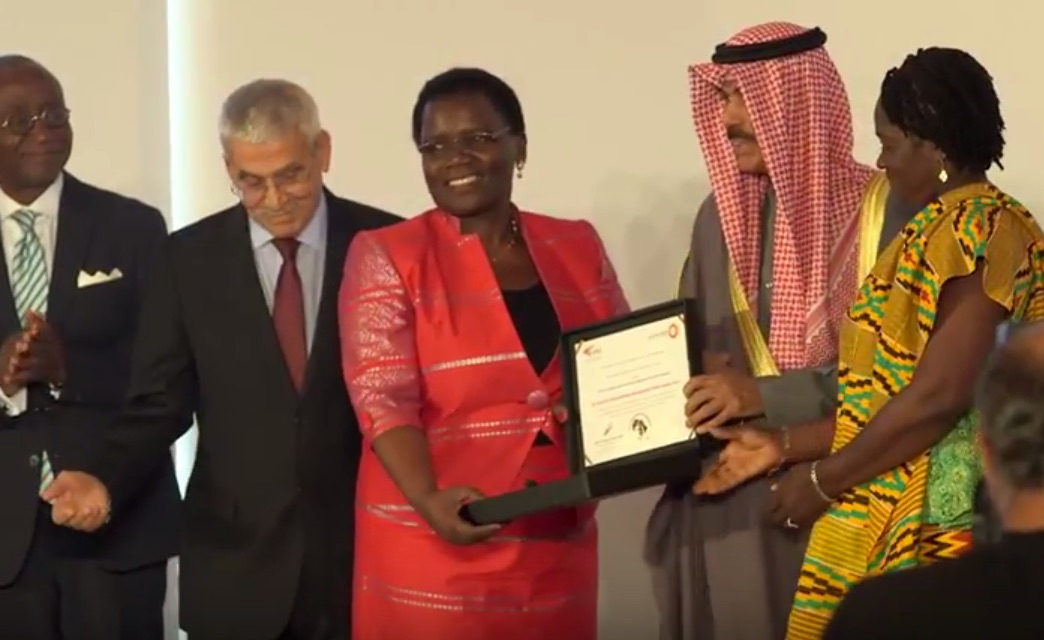 2017 Al-Sumait Prize Awards Ceremony and Interviews with Laureates FAWE